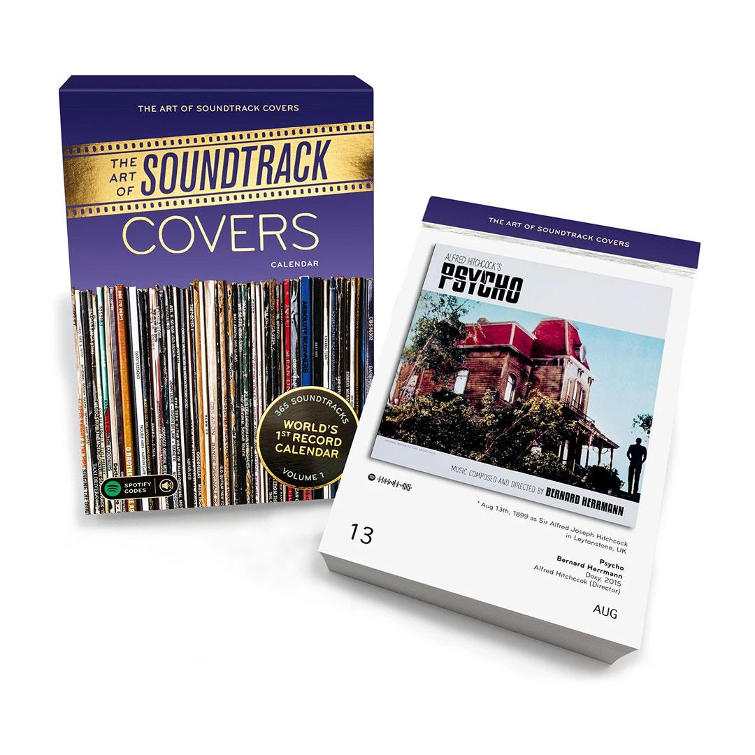 soundtrack covers
